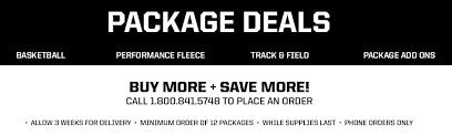 package deals eastbay team sales
