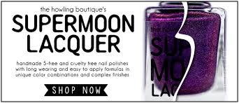 the howling boutique handmade jewelry u0026 nail polish supermoon