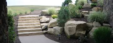 landscape design seattle rockeries