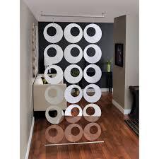 furniture astonishing bedroom decoration using loft room divider