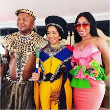 traditional wedding pics inside kenny kunene s traditional wedding okmzansi