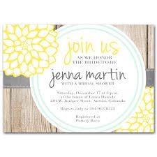 etsy wedding shower invitations bridal shower invitation yellow and milk bottle blue baby