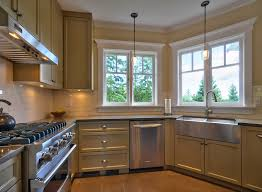 stainless farmhouse kitchen sink stainless steel apron sink kitchen contemporary with apron sink