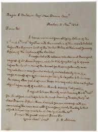 john quincy adams and the amistad case 1841 the gilder lehrman