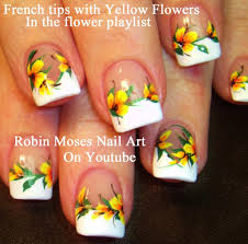 nail art flower toe nail art designs step by design pictures