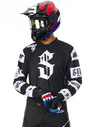 motocross jerseys canada shift black 2017 recon checkers mx jersey shift