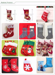 Commercial Christmas Decorations Sale by Felt Christmas Stockings Commercial Christmas Decorations For Sale