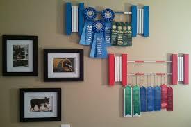 ribbon display miniature jump ribbon display