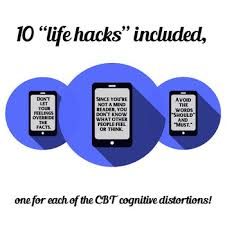 hacks for happiness cbt qr codes to challenge cognitive distortions
