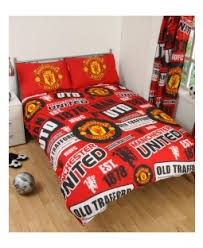 Man City Duvet Cover Manchester United Fc Bedding U0026 Decor Price Right Home