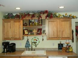 how to finish the top of kitchen cabinets how to finish the top of kitchen cabinets how to decorate top of
