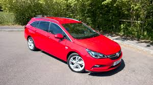 driven vauxhall astra sports tourer sri 1 6i turbo aronline