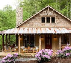 Rustic Log House Plans Like The Style Make Farmhouse Style With White Hardy Board Siding