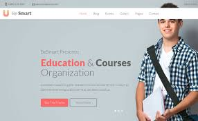 90 best education website templates free u0026 premium freshdesignweb
