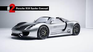 porsche 918 concept this porsche cayenne cabriolet concept has never been seen before