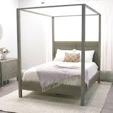 canopy bed frame queen image of metal canopy bed frame queen king