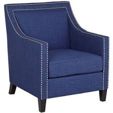 Navy Blue Accent Chair Flynn Navy Blue Accent Chair Polyvore