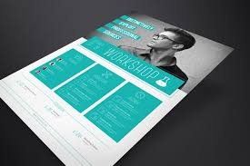 brochure templates free indesign workshop flyer template fourthwall co