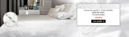 drap en satin de coton salomé prestige site officiel vente de linge de maison sur internet