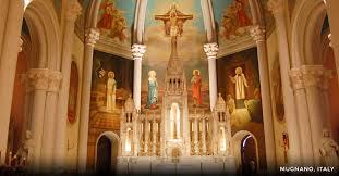 catholic tours fr rogelio gonzalez pilgrimage to rome southern italy amalfi