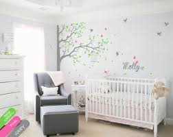 Wall Decor Stickers For Nursery Tree Wall Decals Wall Decor Nursery Wall Mural Children Room