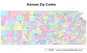 Garland Zip Code Map by Kansas Zip Code Maps Free Kansas Zip Code Maps