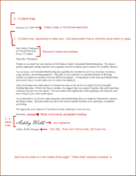 Formal Business Letter Format Pdf by 8 Formal Business Letter Spacing Financial Statement Form