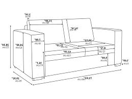 average couch depth average couch depth 8 couch depth sofa dimensions standard
