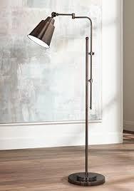floor l with adjustable neck reading and task floor ls ls plus