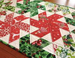 quilted christmas inspiration for modern christmas quilts