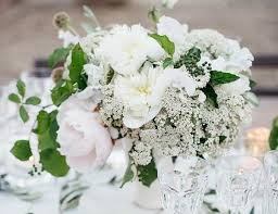 white centerpieces 10 peony centerpieces mywedding