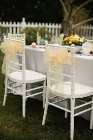 Chair Sashes Best 25 Wedding Chair Bows Ideas On Pinterest Chair Bows Chair