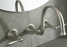 kohler finial traditional wall mount faucet the new lavatory faucet