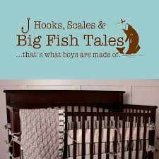 Fish Nursery Decor 1000 Ideas About Boys Fishing Room On Pinterest Outdoor Bedroom