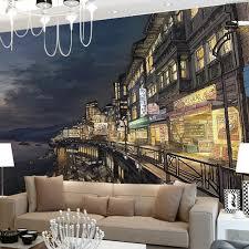 online shop custom photo wallpaper urban landscape architecture