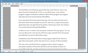 format download in ms word 2013 download microsoft word viewer