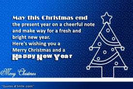 merry and a happy new year wishes quotes