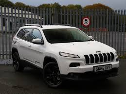 jeep eagle 2016 used 2016 jeep cherokee m jet ii night eagle for sale in uk