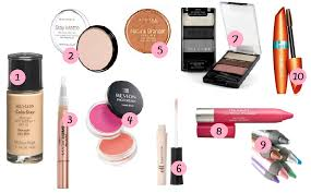 Makeup Basics 10 Must Makeup by Top 10 Drugstore Products Makeup Starter Kit This S