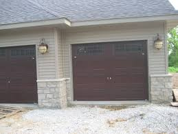 garage garage door lights home garage ideas