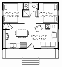 two bedroom floor plans house home plans homepw 480 square 2 bedroom 1 bathroom office