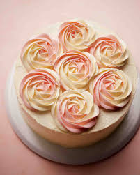 wedding shower cakes rum cake