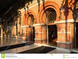 Moorish Architecture Moorish Architecture Of University Of Tampa Stock Photo Image