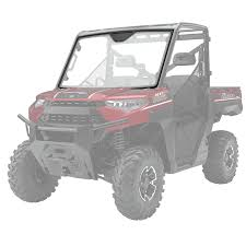 utv windshields u0026 accessories polaris ranger accessories