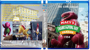 macy s thanksgiving day parade 1994 cover by mryoshi1996