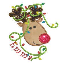 christmas applique my christmas applique design by stitcheroo designs