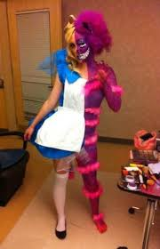 cool costumes a cool half cheshire cat half costume costumepedia