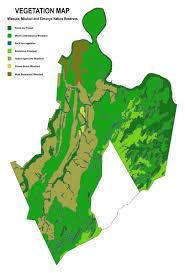 Swaziland Map Swaziland National Trust Commission Mlawula Nature Reserve