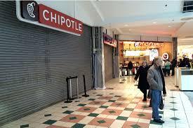health officials shut pentagon city mall food court arlnow