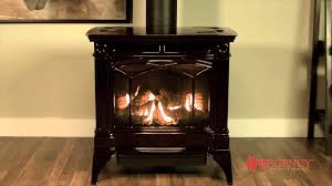 hampton h35 large gas stove youtube